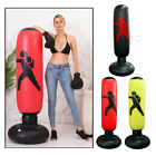 Inflatable Boxing Bag Adults Kids Sandbag Fitness Sport Relieving Pressure