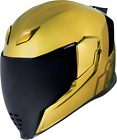 Icon Airflite Jewel MIPS Full Face Motorcycle Helmet GOLD