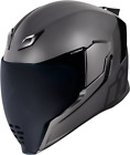 Icon Airflite Jewel MIPS Full Face Motorcycle Helmet SILVER