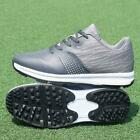 Golf Sport Trainers Breathable Mesh Sneakers Non-slip Shoes G0L0 D2J6