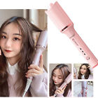 Corded Automatic Hair Curler Auto Rotating Curling Iron Wand Long-lasting US