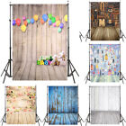 Wood Floor Wall Photo Background Cloth Photography Backdrop Props