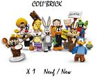 Lego 71030 Minifig Série Looney Tunes - Choisissez vos figurines - New Neuf