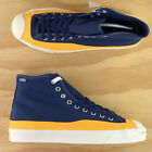 Converse Jack Purcell Pro Hi Top Pop Trading Company Blue White Shoes 169006C Sz