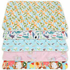 Portable Baby Infant Waterproof Nappy Diaper Changing Mat Pad Washable Pad Gift