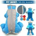 Windproof Warm Pet Dog Coat Hoodie Winter Thick Clothes New Snowsuits K5P5
