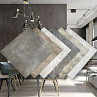 4x Waterproof Floor Wall Sticker Self Adhesive Marble Decal Home Decor Removable