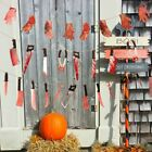 Bar Party Decorations Supplies Halloween Banner Halloween Party Bloody Garland