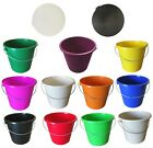 Gewa Bucket Small With Scale 5 Litre with or Without Lid Food-Safe Selection