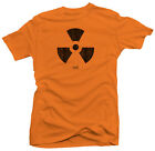 Radioactive Fallout Symbol Cool New Retro T shirt
