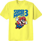 Super Mario Bros. 3 Nintendo Retro T Shirt
