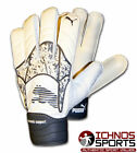 Puma V5 football goalie goalkeeper gloves adult size