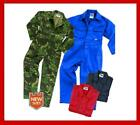 Kids paintball play army Coverall overall suit 3-14 yrs