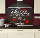 Kitchen Wall Quote Sticker , 3 Sizes Available N21