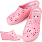 New Trend Pink Wedge-Heel Womens Jelly Shoes