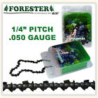 """1/4"""" Pitch, Semi-Pro Chainsaw Chain, .050 *many lengths"""