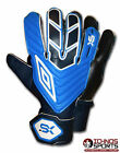 Umbro SX Force adult size football goalkeeper gloves