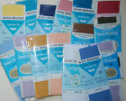 Non Shrink Seam Binding yardage and color options