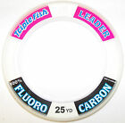 TRIPLE FISH 100% FLUOROCARBON LEADER 25 YARD SPOOL CLEAR