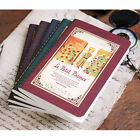 7321 Stitch LINE Note Notebook / Vintage Fabric Cover / Small Handy Size