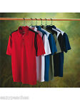 IZOD GOLF Mens Size S-3XL Dri Fit Color Block Stripe Body Map Polo Sport Shirts