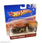 Hot Wheels Street Power Speed Cycles 1:18 Die Cast Motorcycles