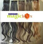 "Clip On Hair Extension 23"" 60cm Long Curly 6-Color #ShanghaiMagicBox-F0301004"