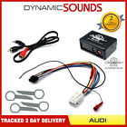 MP3 iPod iPhone AUX IN Adaptor Audi A2 A3 A4 TT 2006 onwards + Removal Keys