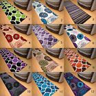 New Big Very Long Modern Floral Soft Thick Hall Runner Hallway Floor Carpet Rugs