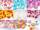 "(48pcs) Hawaiian Cattleya 3.5"" - Silk Flower heads Artificial Orchid Lot Wedding"
