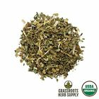 Certified Organic Comfrey Leaf c/s Symphytum Officinale Dried Herb From 1-16 oz