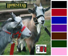 GOAT HEADCOLLAR with TRADITIONAL BUCKLE, 9 COLOURS. NEW!