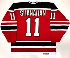 BRENDAN SHANAHAN NEW JERSEY DEVILS CCM VINTAGE JERSEY NEW WITH TAGS