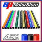 """63mm 2 1/2"""" Silicone 1 Metre Hose - Silicon Rubber Coolant Radiator Pipe Water"""