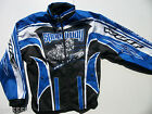 NEW WULFSPORT SPEEDWAY JACKET (ALL SIZES) BLUE FAN SUPPORTER PIRATES EAGLES ACES