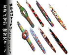 Professional Stainless Steel Eyebrow Tweezers Beautiful Colours to choose