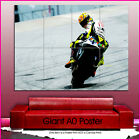 s0049 Valentino Rossi moto gp Sport Giant Wall Art Poster A0