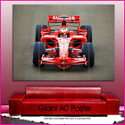 s174 Schumacher F1 Sport Giant Wall Art Poster A0 picture