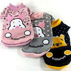 Dog&Cat Clothes,Shirts Embroidered Piglet with Pocket_A301