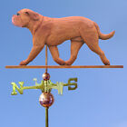 Dogue de Bordeaux Wooden Hand Carved Weathervane.Home,Yard,Barn-Roof Dog Product