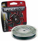 Spiderwire Stealth Moss Green 300yd! CHOOSE YOUR SIZE