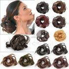 Synthetic Fiber Magic Curly Hairpeice clip in/on Pony tail extension any color