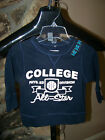 "Children's Place Navy Blue ""College All-Star"" Sweatshirt - Choice of Size 6-12Mo"