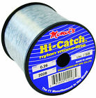 Momoi Hi-Catch Nylon Monofilament Line Smoke Blue