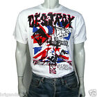 Punk seditionaries repro destroy anarchy tee S-4XL