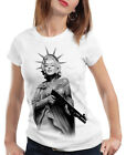 MARILYN monroe T-Shirt Damen tattoo XS S M L XL XXL rockabilly star rock punk