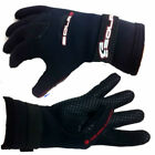 SOLA 3mm WETSUIT NEOPRENE GLOVES ADULTS kayaking bodyboading sailing jetski
