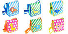 "JIP Adorable Animal Toddler Lunch Tote Bag, Measure 7"" Long -- Choose Animal!"