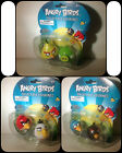 Angry Birds TWIN PACK Figures - RED, BLUE, BLACK, GREEN PIG, YELLOW, WHITE - NEW