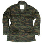 TACTICAL VIETNAM BDU SHIRT MENS COMBAT UNIFORM JACKET AIRSOFT TIGER STRIPE CAMO
